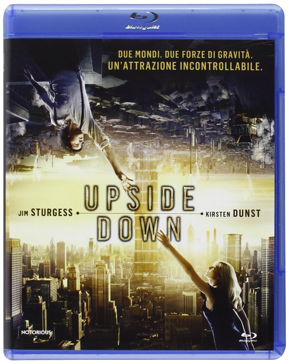 upaside down blu-ray