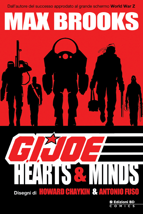 g.i. joe heart & Bound