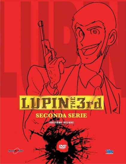 Yamato lupin seconda serie edizione deluxe dvd box