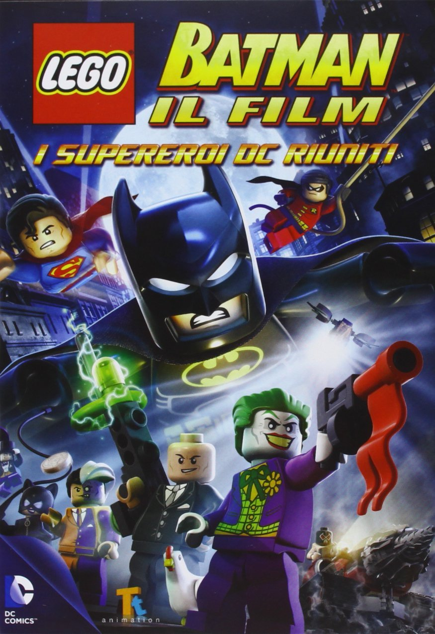 Lego batman il film movie