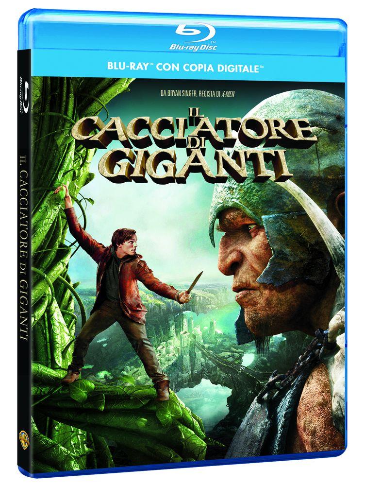 Il Cacciatore di giganti Blu-Ray