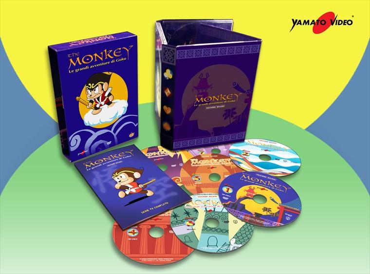 the monkey deluxe 1