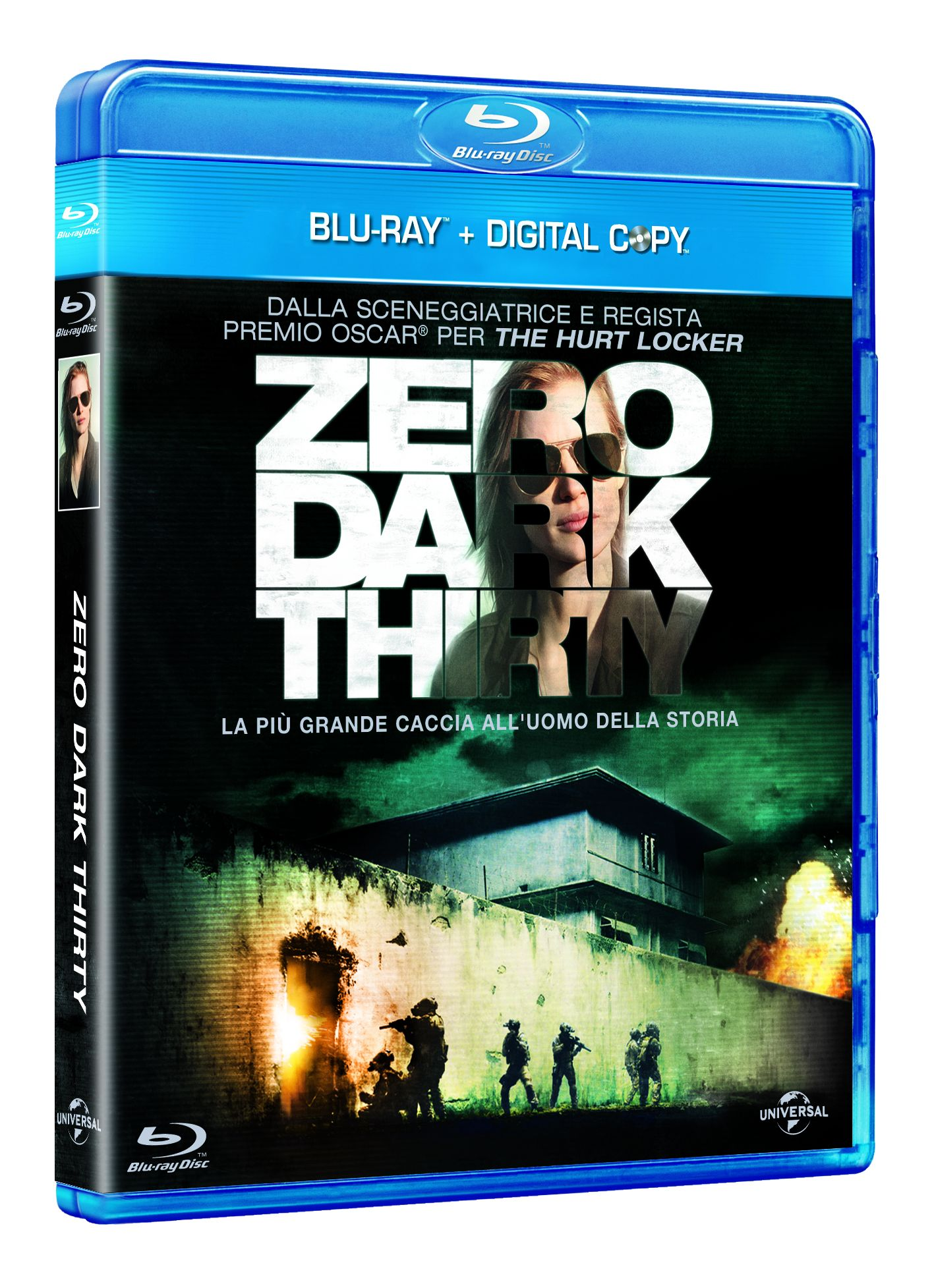 Zero dark thiry blu-ray