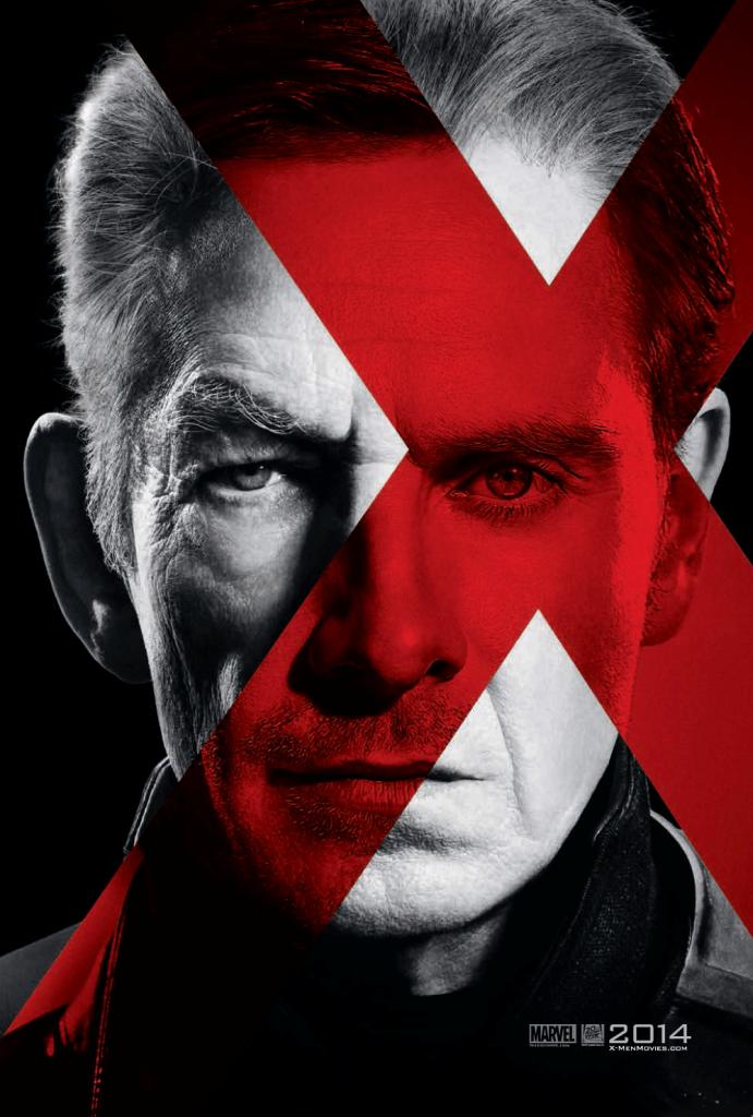 x-men giorni di un futuro magneto poster
