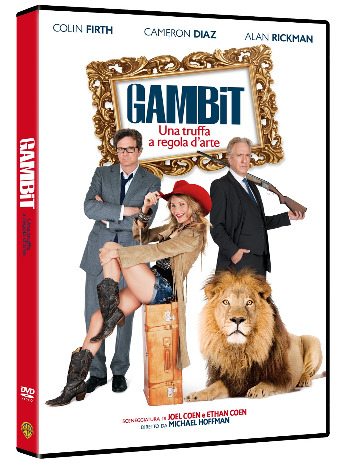 gambit dvd cover