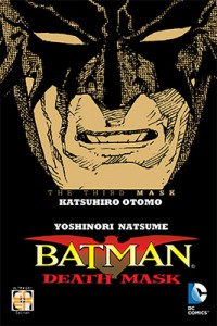 batman death mask cover otomo