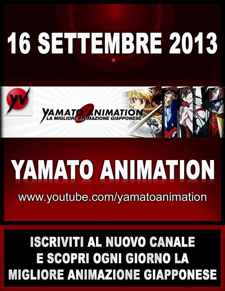 Yamato animation logo
