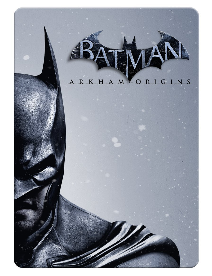 batman arkham origins limited esclusiva amazon steelbook