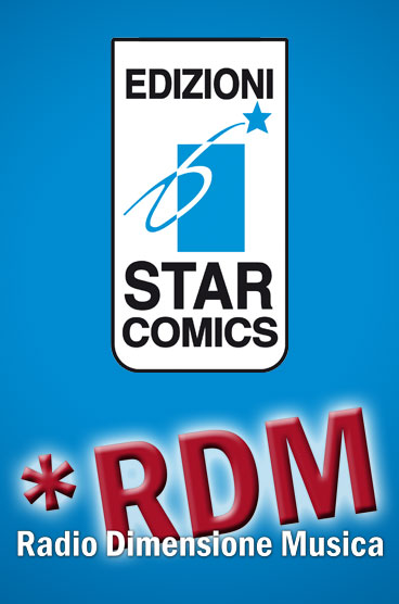 radio dimensione musica, rdm, star comics, clauda bovini
