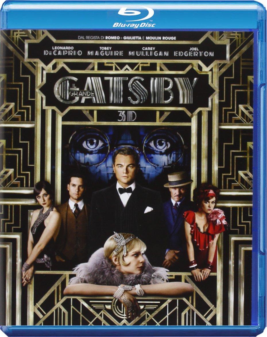 grande gatsby blu-ray 3d