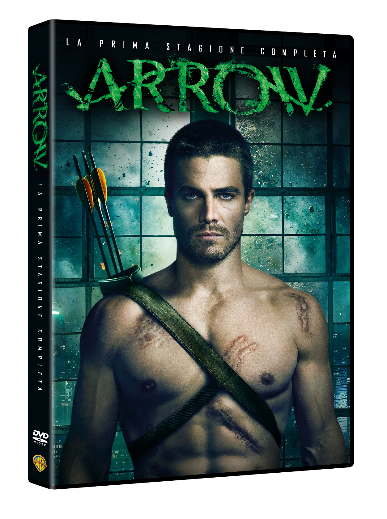 arrow stagione 1
