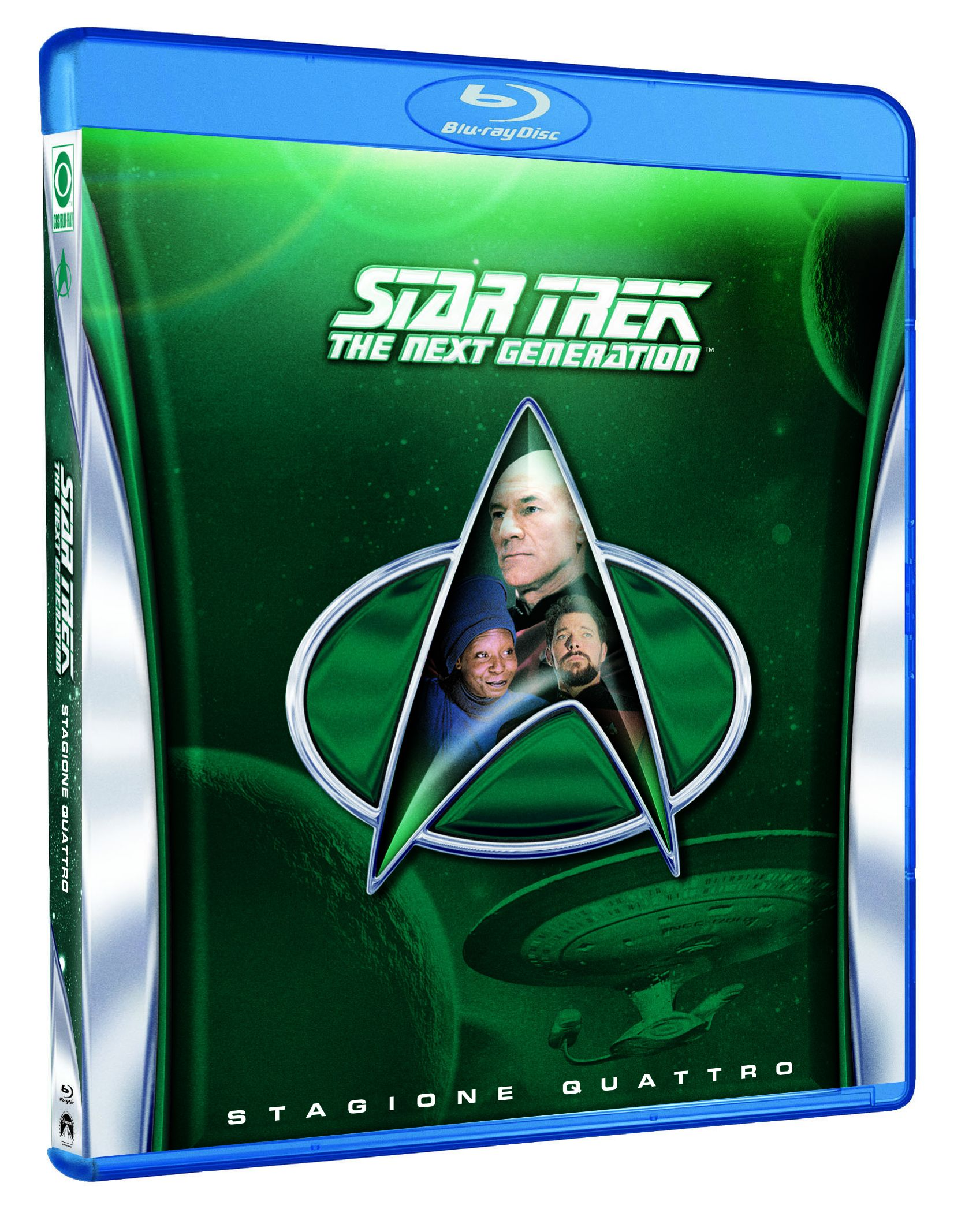 Star Trek the next generation stagione 4 blu-ray