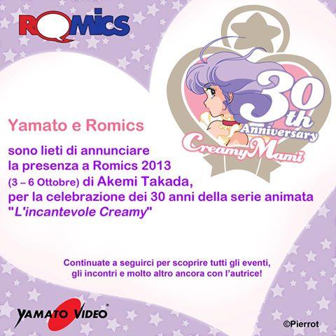 romics akemi takada yamato creamy