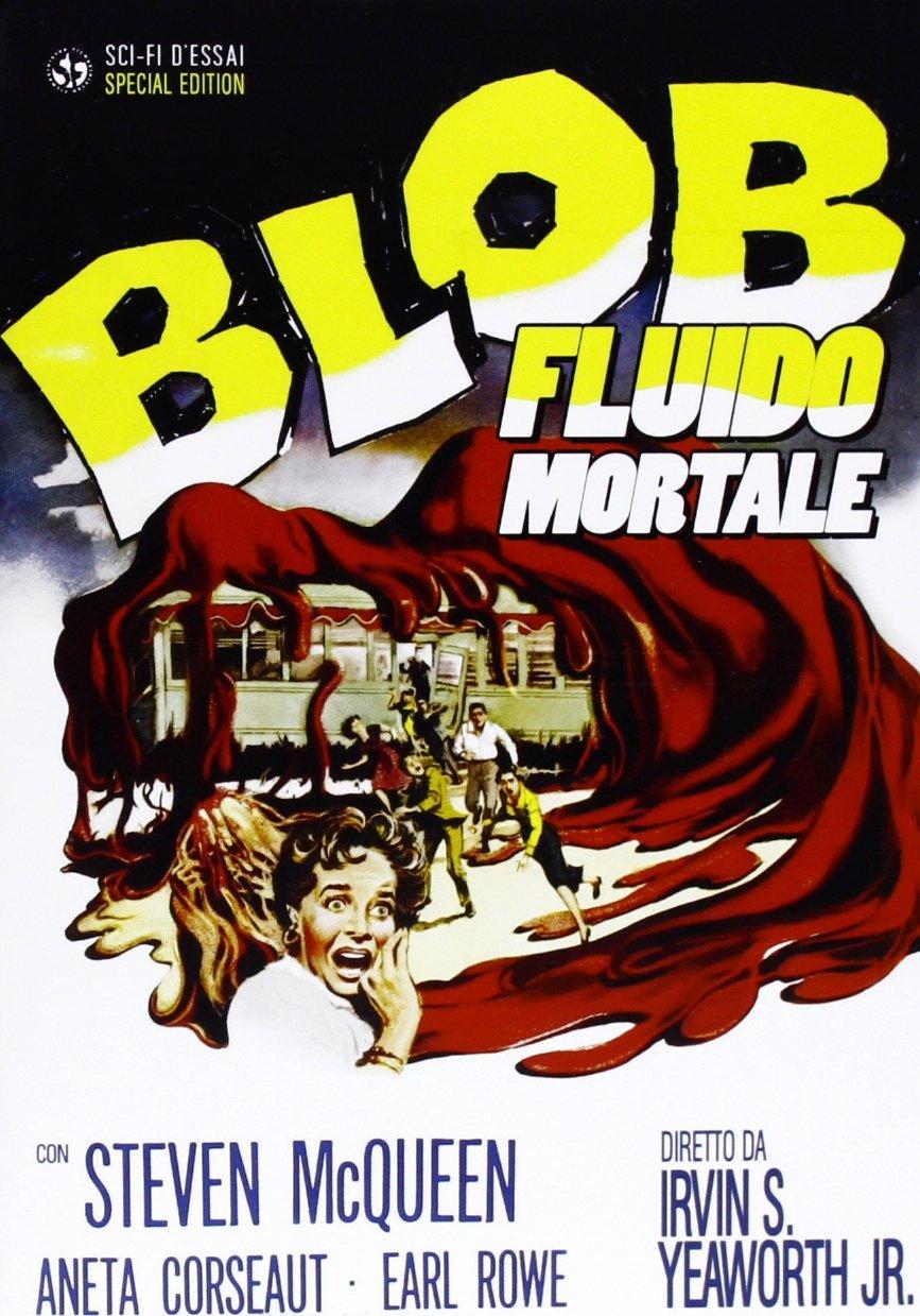 Blob fluido mortale dvd