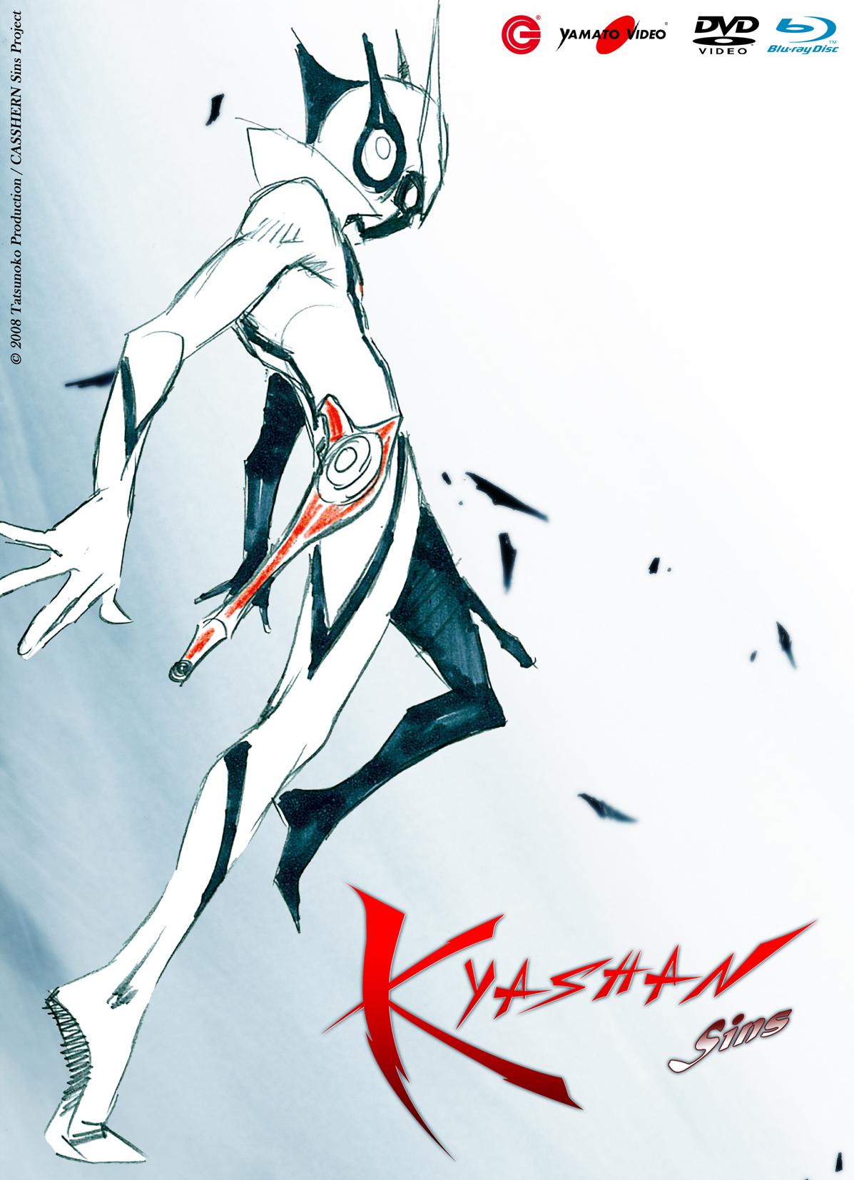 kyashan 6