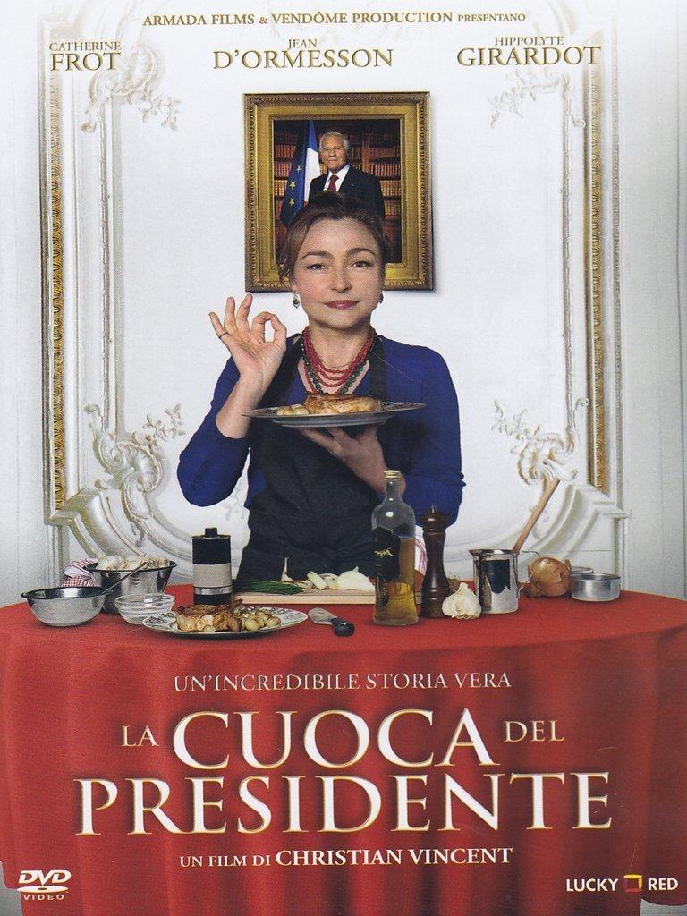 la cuoca del presidente dvd