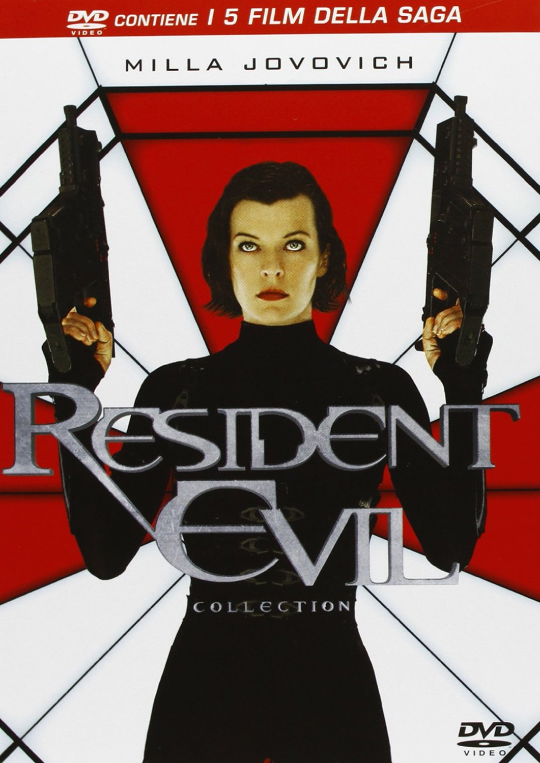 Resident evil collection dvd 5 film
