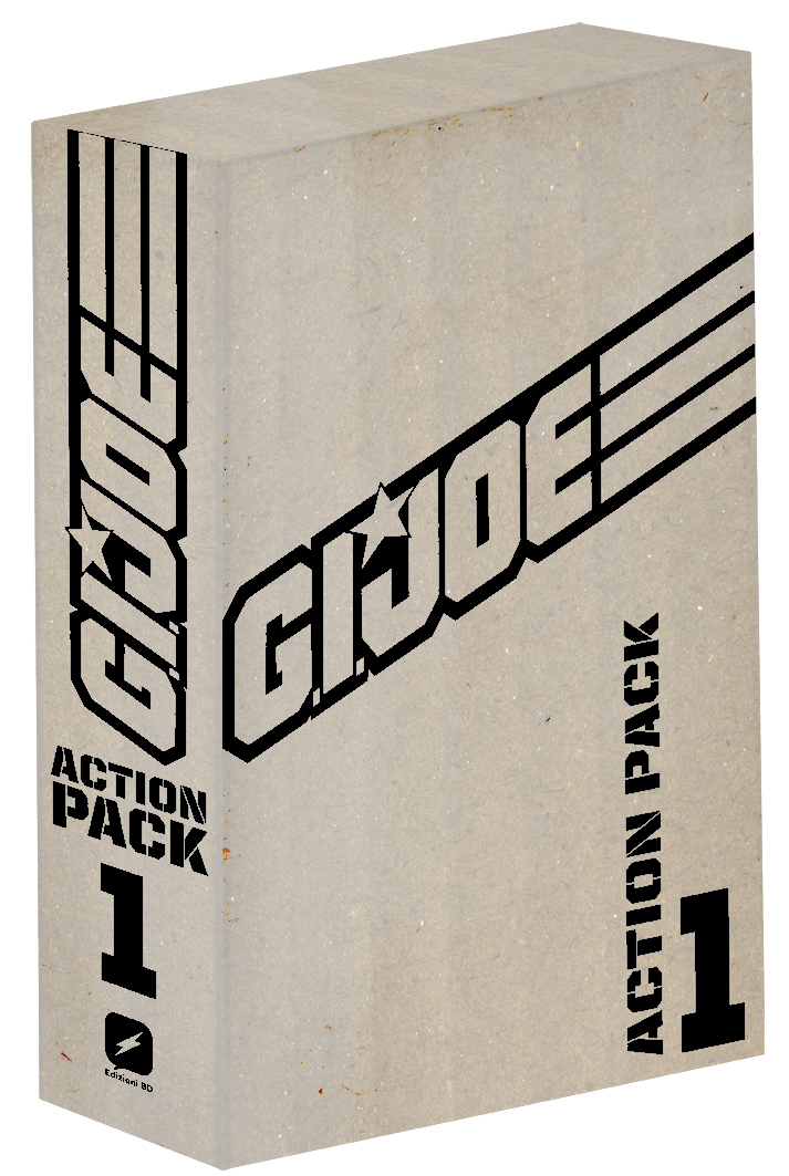 G.i. joe action pack